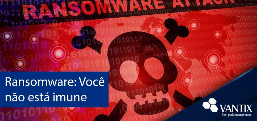 Ransomware: o que é e como evitar