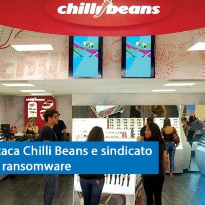 Prometheus ataca Chilli Beans e sindicato brasileiro com ransomware