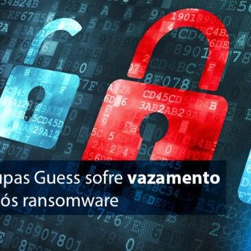 Marca de roupas Guess sofre vazamento de dados após ransomware