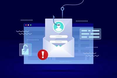 Proteção contra ransomware  e phishing