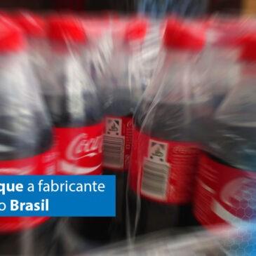 Anunciado ataque a fabricante de Coca-Cola no Brasil