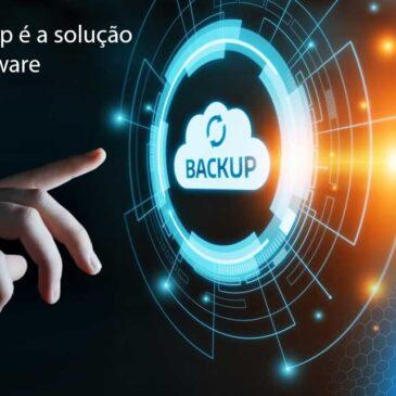 Um bom backup é a solução contra ransomware