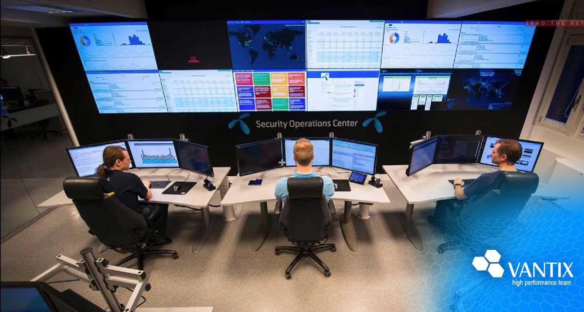 Definição de SOC - Security Operations Center