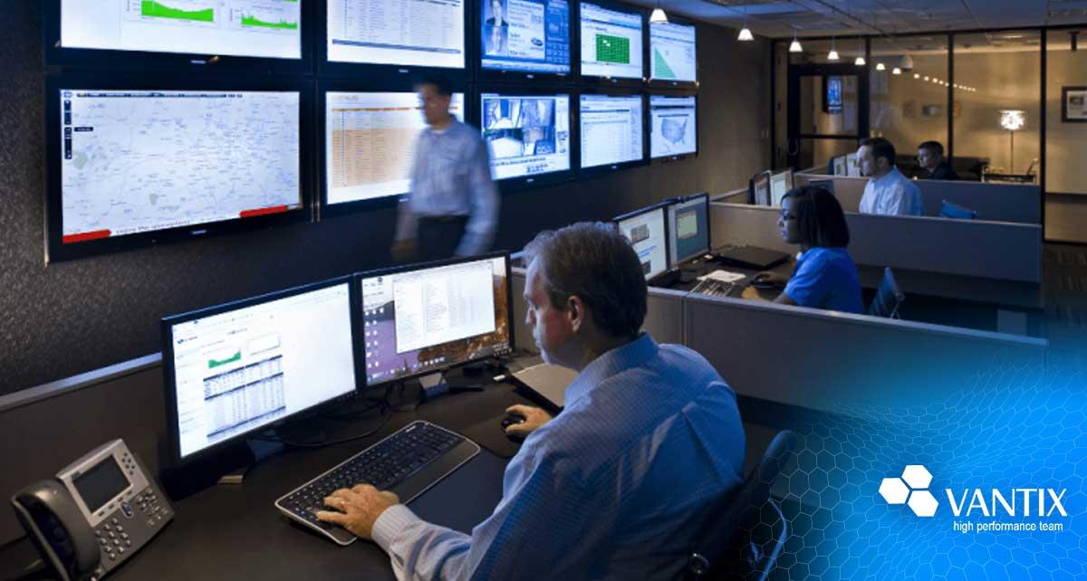 Como funciona um SOC - Security Operations Center