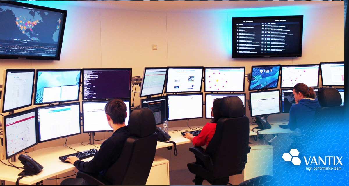 As principais funções em um SOC - Security Operations Center